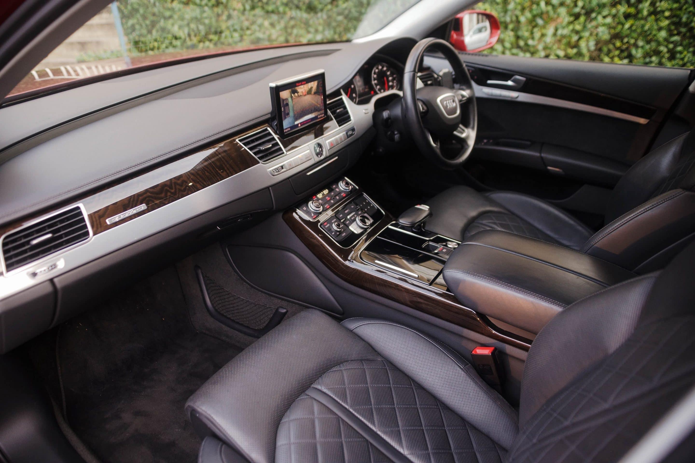 Audi A8 - DSC04406